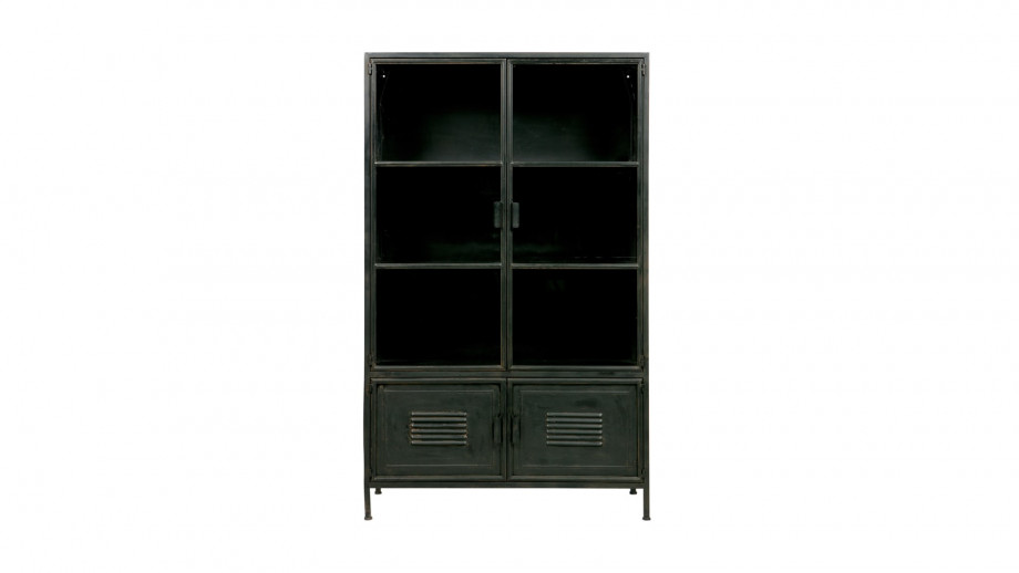 Vitrine en métal – Collection Ronja – Woood