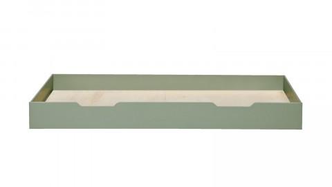 Tiroir à matelas en pin vert pour lit Nikki - Collection Nikki - Woood