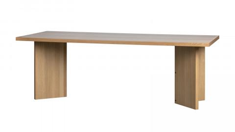 Table à manger 6 places en chêne - Collection Angle - Vtwonen
