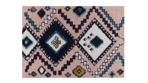 Tapis motifs shaggy Violet 120x170cm - Collection Jack