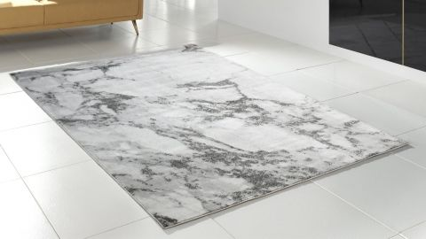 Tapis moderne gris 160x230cm - Collection Kyle