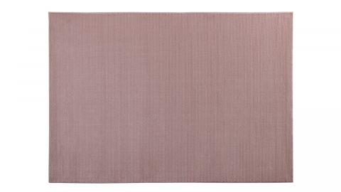 Tapis de couloir moderne rose 80x150cm - Collection Noah