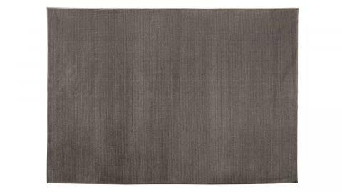 Tapis de couloir moderne taupe 80x150cm - Collection Noah