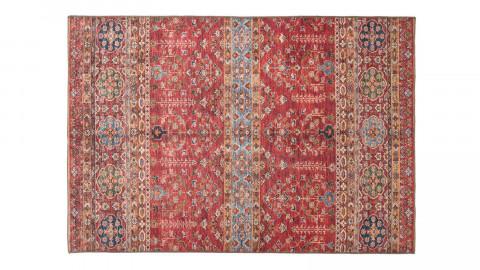 Tapis imprimé numérique red 200x290cm - Collection Jacob
