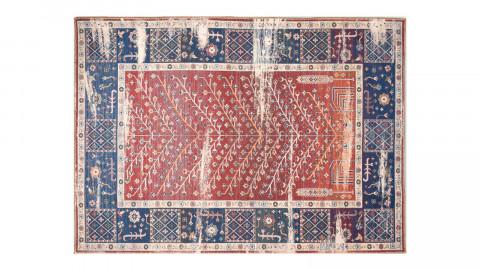 Tapis imprimé numérique red 120x170cm - Collection Jacob