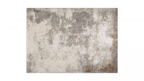Tapis de salon moderne beige 120 x 170 cm - collection Ontario