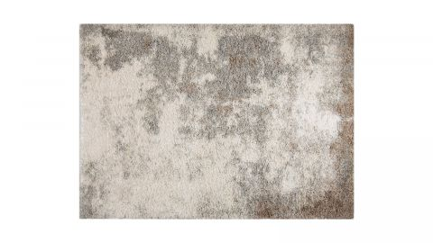 Tapis de salon moderne beige 240 x 340 cm - collection Ontario