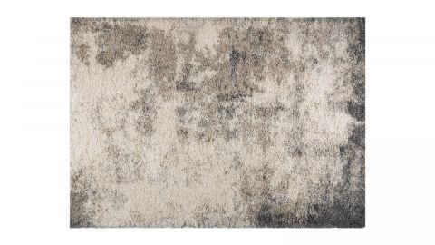 Tapis de salon moderne gris 120 x 170 cm - collection Ontario