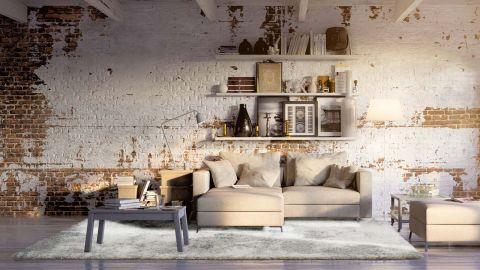 Tapis de salon moderne gris 160 x 230 cm - collection Ontario