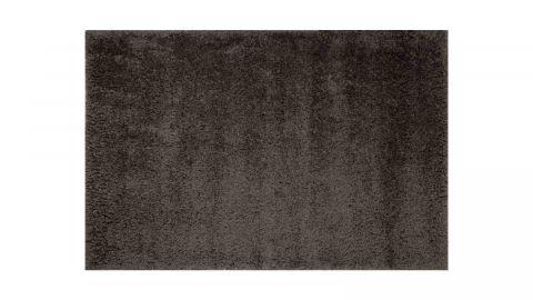 Tapis de salon uni anthracite 120 x 160 cm - collection Soft