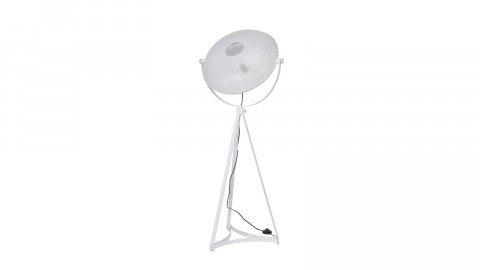 Lampadaire gris blanc - Collection Blown - BePureHome