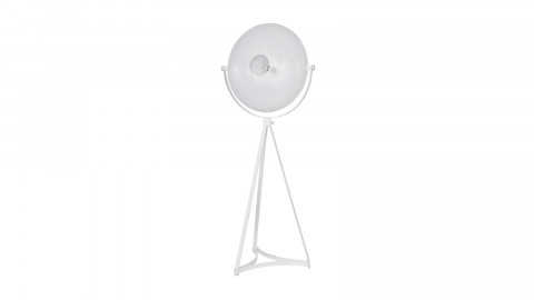 Lampadaire gris blanc – Collection Blown