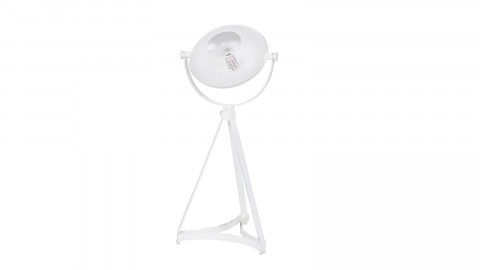 Lampe de table blanche – Collection Blown
