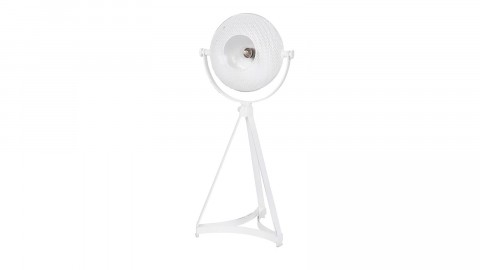 Lampe de table blanche - Collection Blown - BePureHome