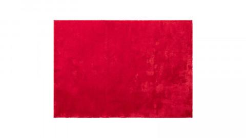 Tapis de couloir rouge 80 x 150 cm - collection Chino