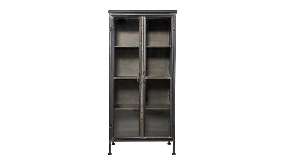 Bibliothèque en métal – Collection Puristic
