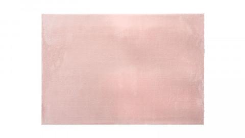 Tapis de couloir rose 60 x 110 cm - collection Chino