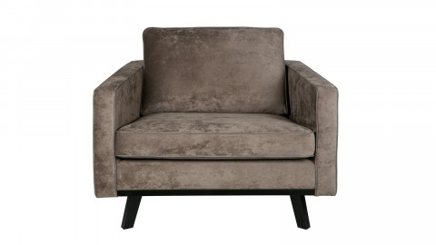 Fauteuil brun - Collection Rebel - BePureHome