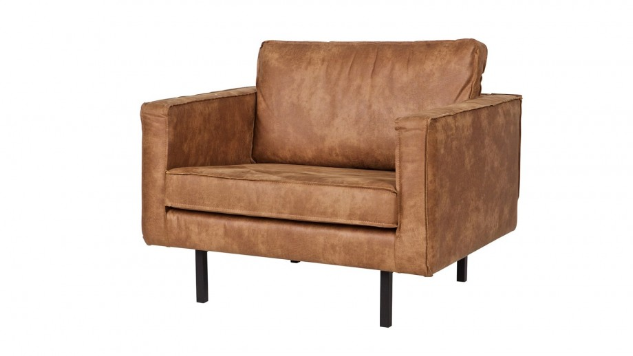 Fauteuil Cognac – Collection Rodeo