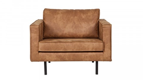 Fauteuil Cognac - Collection Rodeo - BePureHome