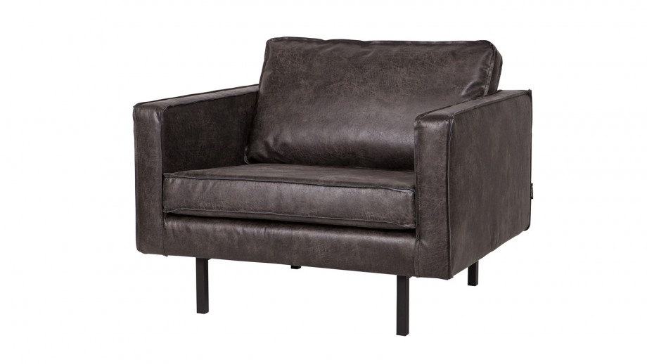 Fauteuil Noir – Collection Rodeo