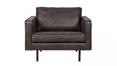 Fauteuil Noir - Collection Rodeo - BePureHome