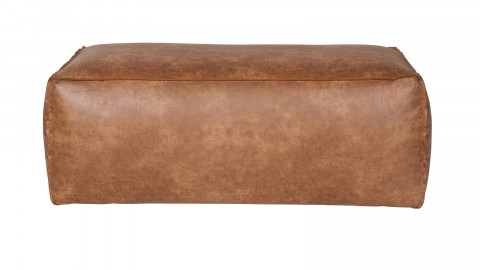 Pouf 43x120 cognac – collection Rodeo