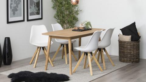 Table à manger en chêne – Collection Nagano