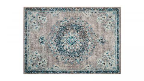 Tapis vintage Bleu 160x230cm - Collection Rhys