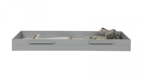Tiroir en pin béton gris pour lits Robin et Dennis – Collection Robin - Woood