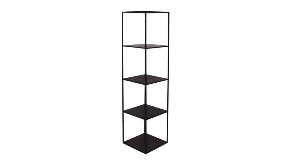 Etagère 4 niveaux 140 cm – Collection Expo