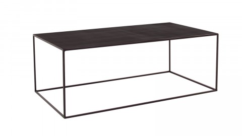 Table basse rectangulaire – Collection Expo