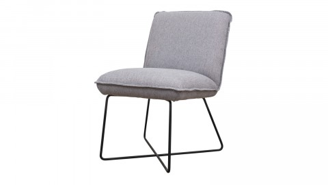 Fauteuil gris clair – Collection Hall