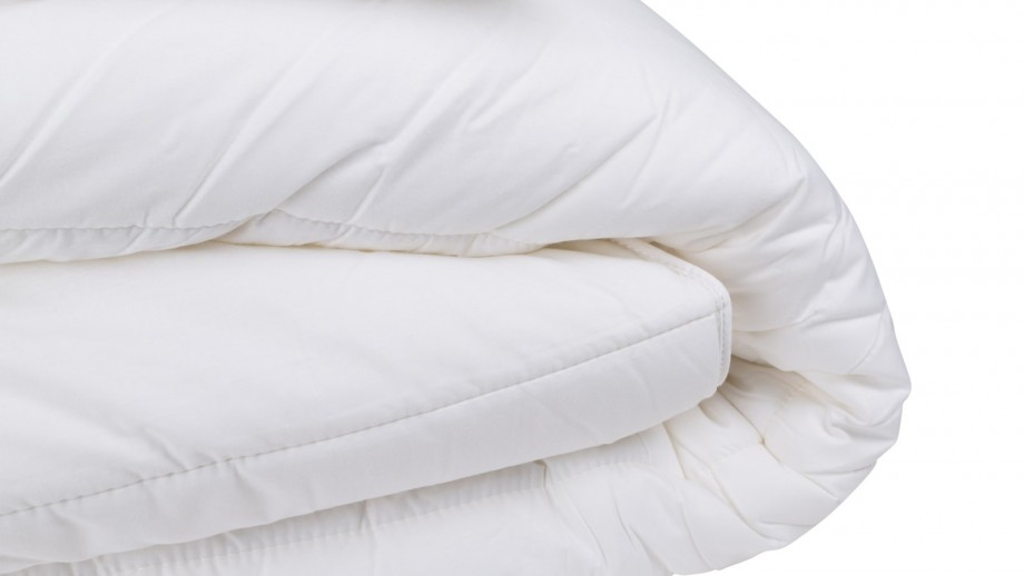 Pack couette 240x220 400g/m² + 2 oreillers 60x60