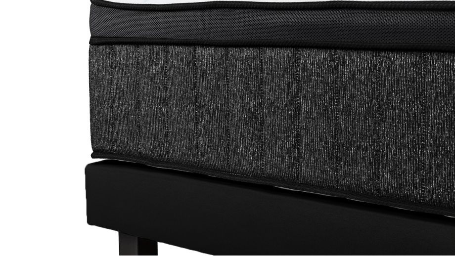 Ensemble Memo Royal 180x200 – Matelas mémoire de forme 180x200 + 2 sommiers tapissiers 90x200