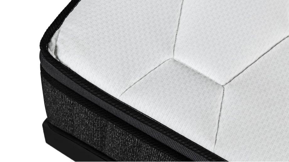 Ensemble Memo Royal 160x200 – Matelas mémoire de forme 160x190 + sommier tapissier