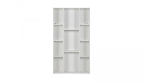 Etagère en pin massif blanc - Collection Flynn - Woood