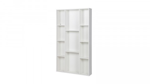 Etagère en pin massif blanc – Collection Flynn