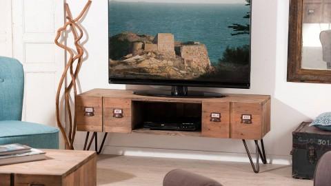 Følke - Meuble tv 2 tiroirs