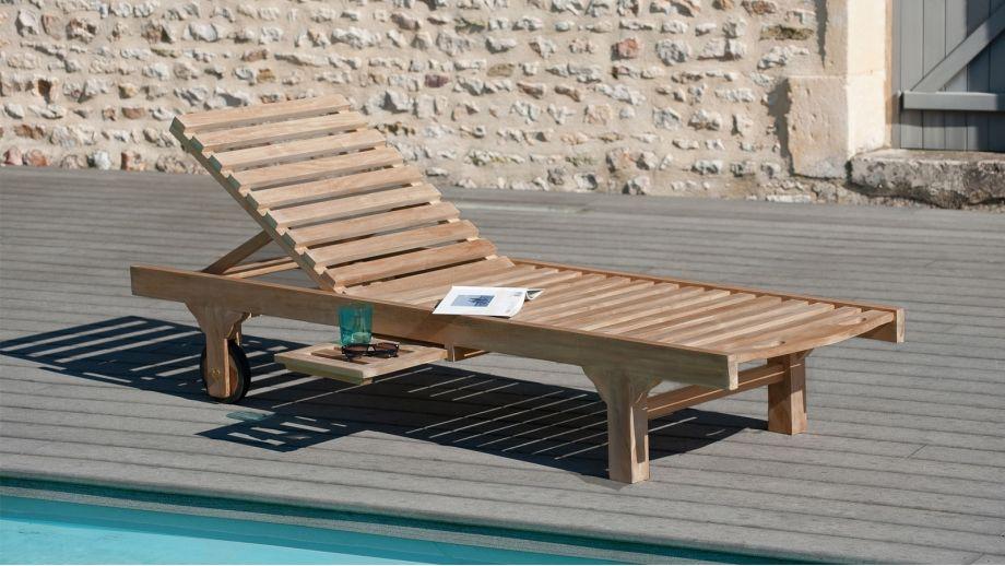 Bain de soleil avec roulettes – Collection Fun