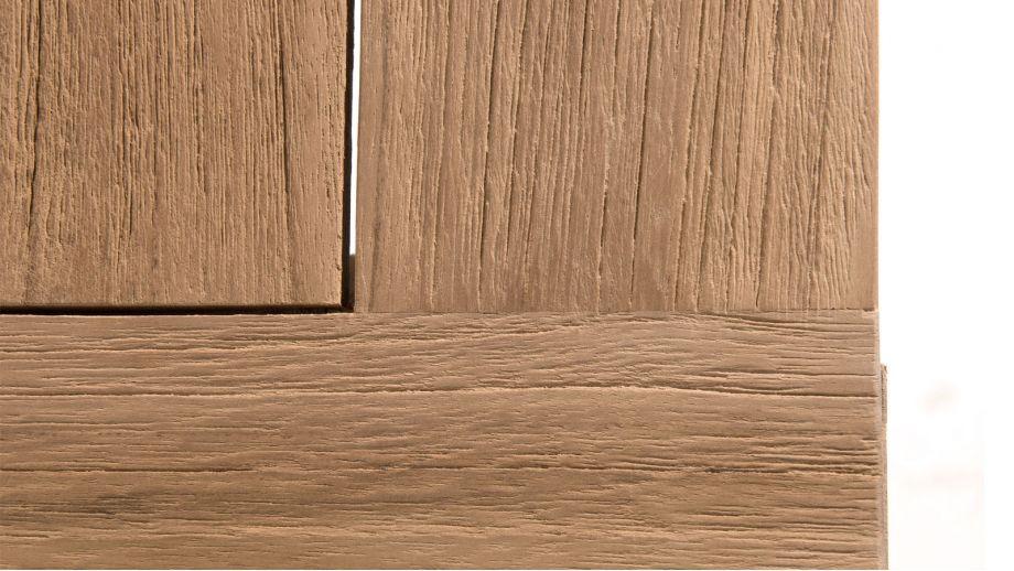 Table à manger Vieste en teck 220x100cm – Collection Kim