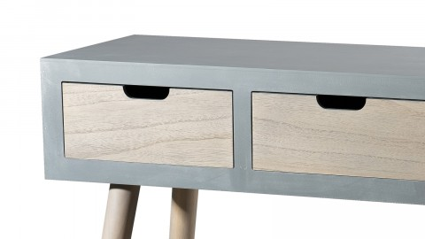 Console 3 tiroirs - Collection Lorenzo