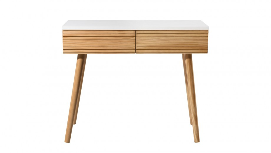Console 2 tiroirs - Collection Pedro