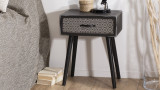 Chevet 1 tiroir - Collection Mael