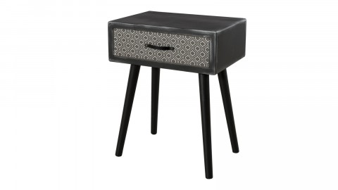 Chevet 1 tiroir - Collection Leon