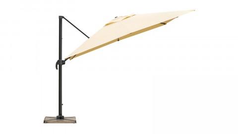 Parasol déporté 3x3m sable - Collection Sunny