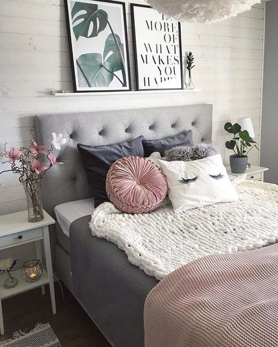 Inspiration cocooning chambre à coucher design