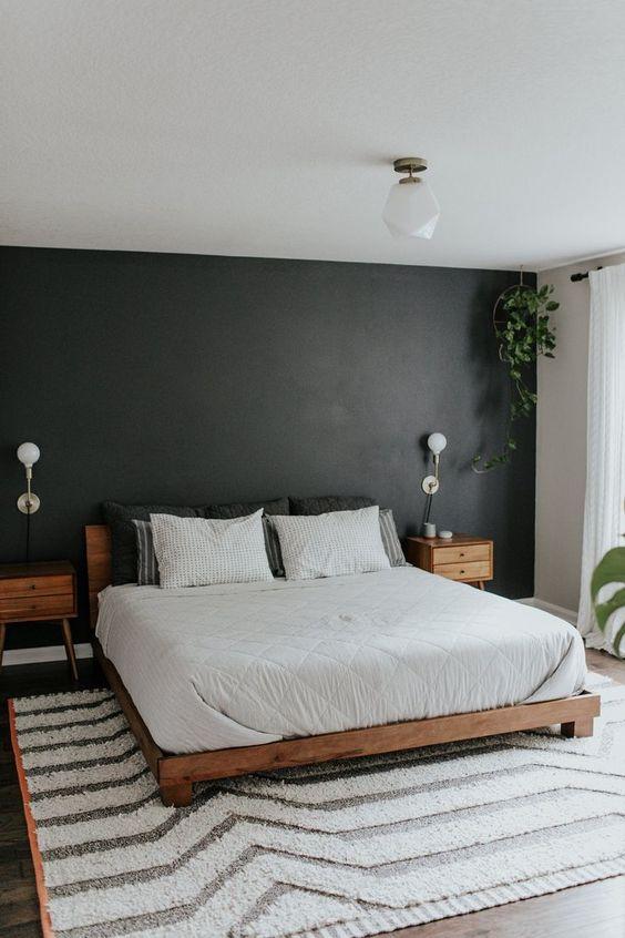 Inspiration décoration chambre à coucher Homifab