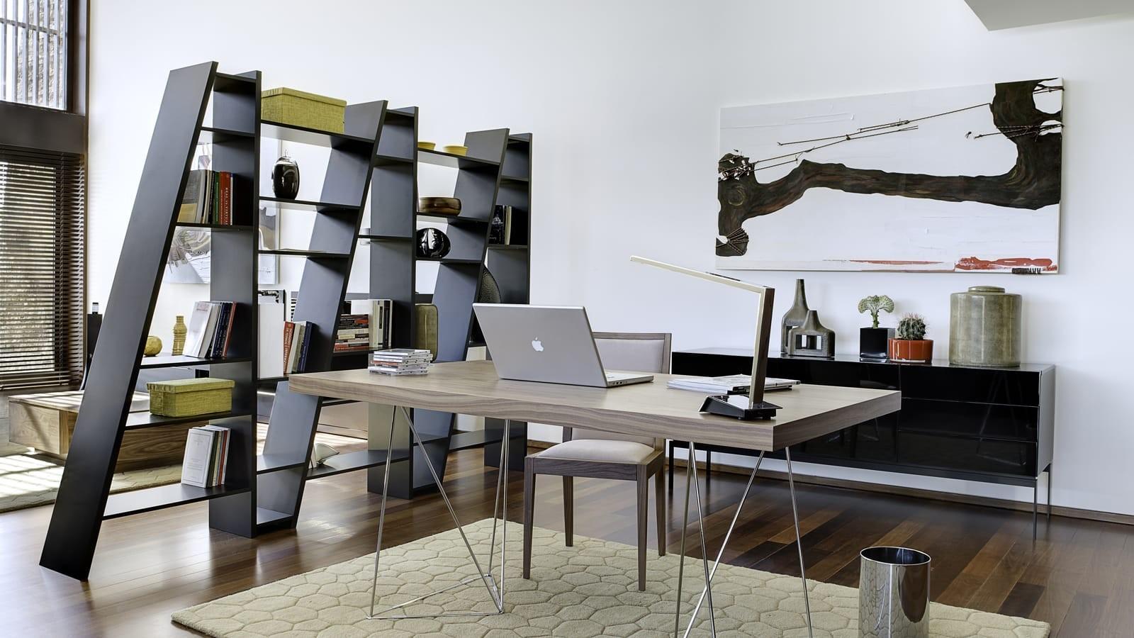 étagère design moderne