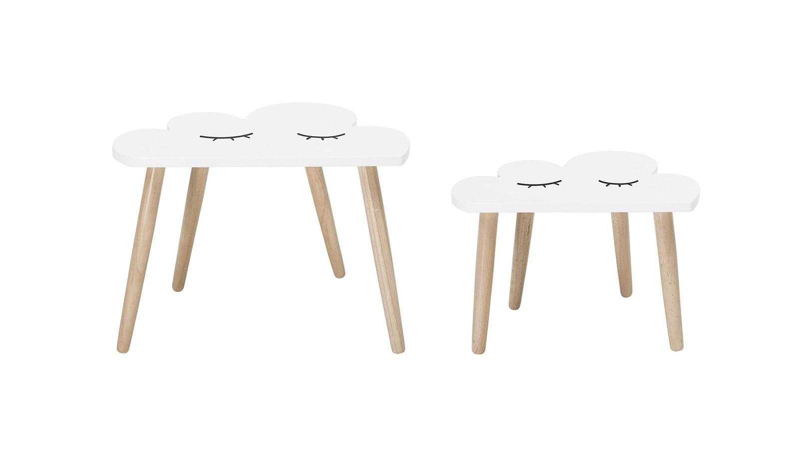 petites tables nuages